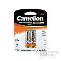 «<b>Camelion AA</b>-2700mAh Ni-Mh BL-(NH-AA2700BP2) 2 ...