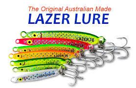 <b>Lazer Fishing Lures</b>, metal <b>lures</b> for saltwater and freshwater <b>fishing</b>.