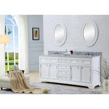 white double sink bathroom water creation derby  inch solid white double sink bathroom vanity