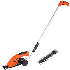 Аккумуляторный <b>кусторез</b>, ножницы для травы с удлинителем ...