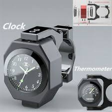 Black <b>Motorcycle Handlebar</b> Clocks for Ducati 848 EVO for sale | eBay