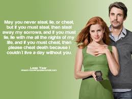 Leap Year Quotes on Pinterest | Notebook Movie Quotes, Dear John ... via Relatably.com