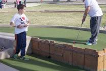Mini Golf - The best Summer activity here at the Y!