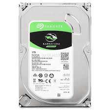 <b>Жесткий диск</b> HDD 1ТБ, <b>Seagate BarraCuda</b>, ST1000DM010, цена ...