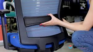 Обзор <b>офисного кресла Chairman</b> 285 - YouTube