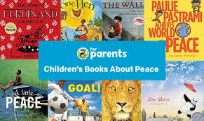 Children's Books About Peace | Parenting Tips | PBS KIDS for Parents