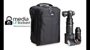 Think Tank Photo Airport <b>Accelerator</b> (V2.0) <b>Backpack</b> Review. Best ...