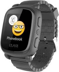 <b>Elari KidPhone 2</b> GPS tracker People tracker <b>Black</b> | Conrad.com