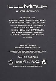 <b>Illuminum White Datura</b> Perfume 50 ml - Buy Online in Colombia ...