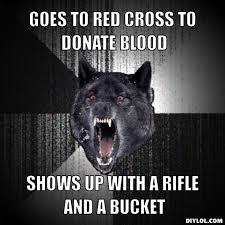 Insanity Wolf Meme Generator - DIY LOL via Relatably.com