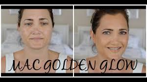 <b>MAC Golden</b> Glow   Summer Makeup Tutorial   Cate Trunnell ...