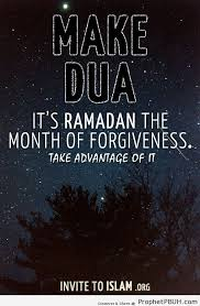 Make Dua. Its Ramadan the month… – Islamic Quotes, Hadiths, Duas ...