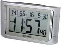<b>Rhythm</b> LCT061NR19 – купить <b>настольные часы</b>, сравнение цен ...