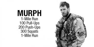 Image result for 2017 murph challenge