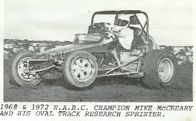 Image result for mccreary oval research chassis sprint car