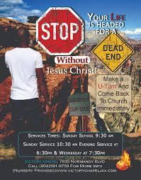 design a flyer for your church church