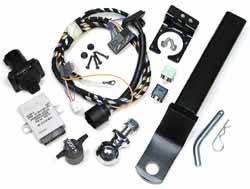 land rover trailer wiring kits and harnesses trailer wiring towing kit flat 4 wiring harness 2 inch tow