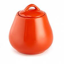 <b>Сахарница 600</b> мл Ф19-018E оранжевая