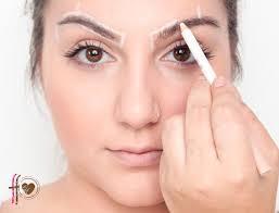 Resultado de imagem para sobrancelhas perfeitas