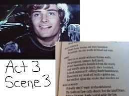 romeo and juliet scene act  act 3 scene 3 justine fuller