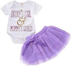 Zolimx Newborn <b>Baby Girl</b> Clothes <b>Summer 2019</b>, 0 to 24 Months ...