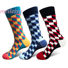 MEI LEI YA <b>1 pair</b> High Quality <b>Men</b> Socks Cotton Autumn <b>Winter</b> ...
