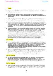 essay topics for the great gatsbygreat gatsby suggested essay topics by pengtt