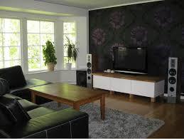 best simple living room ideas on living room with simple living room tv with floral wallpaper beautiful simple living
