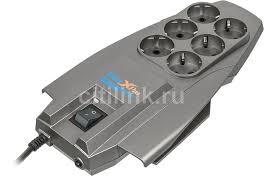 Купить Сетевой фильтр <b>PILOT X-Pro</b>, <b>серый</b> в интернет ...