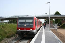 Lübeck-Flughafen station