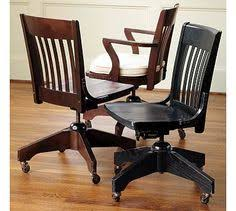 pottery barn swivel desk chairs 399 but targetcom has some great knock offs antique deco wooden chair swivel