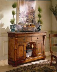 room servers buffets: brown wood sideboard buffet with two drawers and