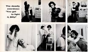lifes classic photo essay that shined a harsh light on heroin  karen struggles to keep her dealer awake after an overdose photo bill eppridge