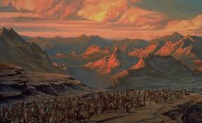 Image result for free picture of Israelites leaving Egypt