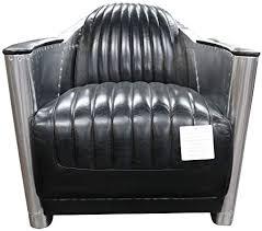 Designer Sofas4u <b>Aviator</b> Handmade Vintage Rocket Tub <b>Chair</b> ...