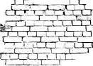 Кирпичная стена раскраска