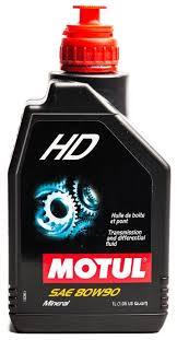 <b>Трансмиссионное масло Motul</b> HD 80W-90 — купить по выгодной ...