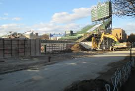 Image result for wrigley field renovation