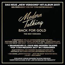 <b>Modern Talking</b>: <b>Back</b> For Gold – Tower Records