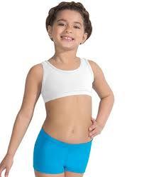 Capezio Big Girls <b>Racerback Bra Top</b> & Reviews - Underwear ...