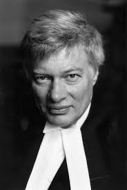 "Geoffrey Robertson QC B&W Moral panic ""Ward was put on trial at the time of moral panic, when the Christian complacency that had settled over British ... - Geoffrey-Robertson-QC-BW"