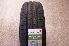 <b>Kumho Ecowing ES01 KH27</b> Test, Review & Ratings of the summer ...