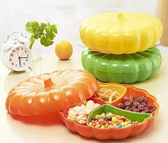 1 sets of professional kitchen food 8 plate with fruit