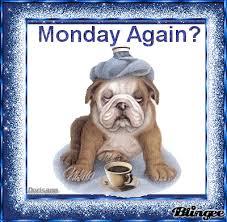 Δευτέρα ξανά...