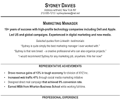 how to write a resume summary that grabs attention blue sky i