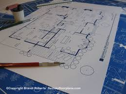 Fantasy Floorplan™ for Desperate Housewife Residence of Bree Hodge    Desperate Houswives Bree Hodge house floor plan