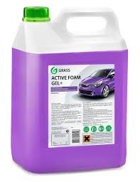 """Активная пена <b>Grass</b> """"<b>Active</b> Foam Gel+"""", 6 кг — купить в интернет ..."""