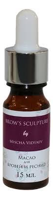 Купить <b>масло для бровей и</b> ресниц brow sculpture oil от MISCHA ...