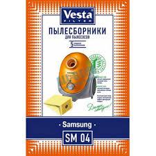 <b>Комплект пылесборников Vesta filter</b> SM 04 купить в интернет ...