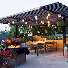 summer lights backyard lighting ideas